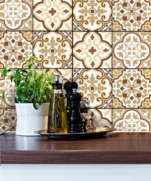 Barcelonian Tiles BMIX3BR