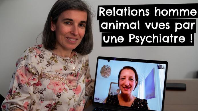 Relations homme animal vues par une Psychiatre !