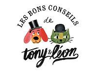 Les bons conseils de Tony et Léon