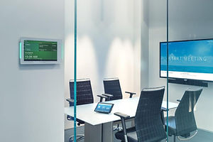 video conference meeting room Devon