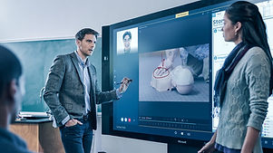 Microsoft Surface Hub supplier South West
