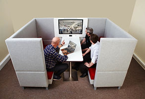 Huddle space meetings