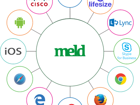 meld video updates its video portal with new features and info.