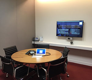 Cisco meeting room system