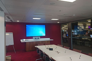 Audio Visual install London