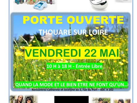 Porte ouverte de Printemps MODE et BIEN-ETRE à Thouaré sur Loire