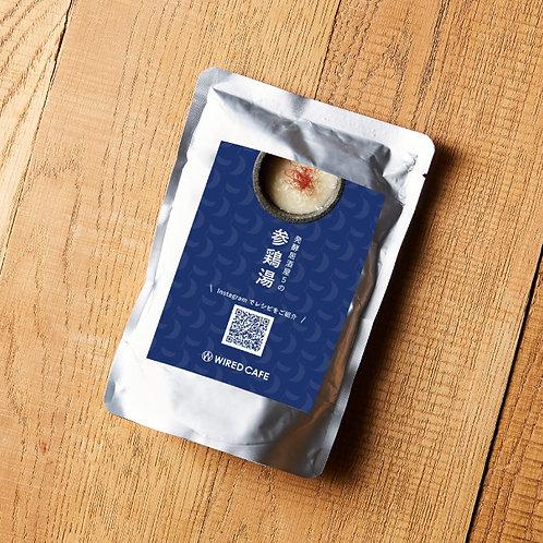 参鶏湯(サムゲタン)×2