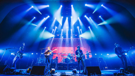 THE MACCABEES 2016