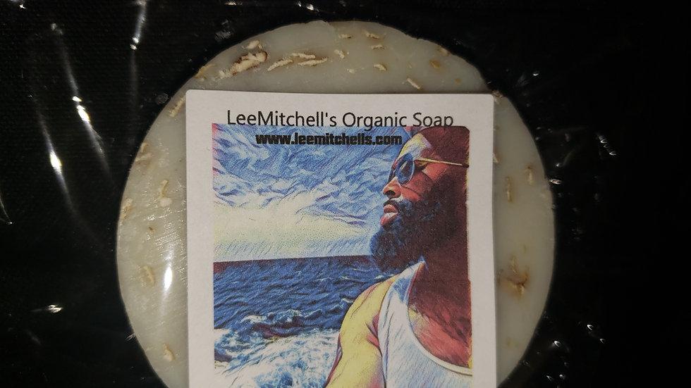 LeeMitchell's Organic Oatmeal Soap