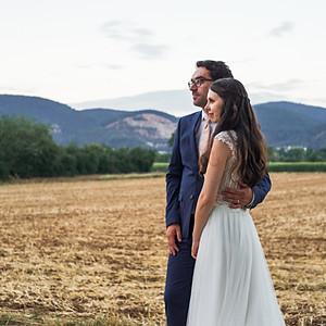 Katie & Damian