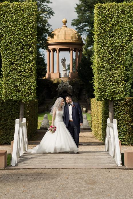 Hochzeitsfotos Schwetzingen