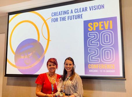 New Friends, New Perspectives - SPEVI 2020 (By Heidi Zec and Dr Bronwen Scott)