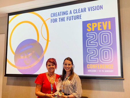 New Friends, New Perspectives - SPEVI 2020 (By Heidi Zec and Dr Bronwen Scott)