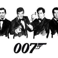 Spying on James Bond