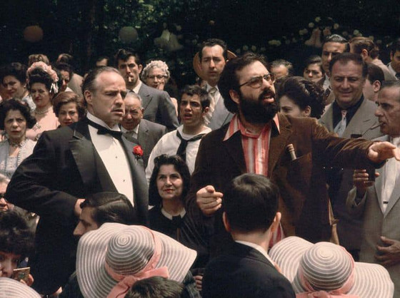 Wedding scene in 'Godfather'​ - a primer in filmmaking