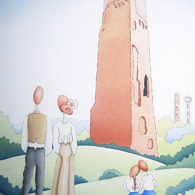 La torre di Masio