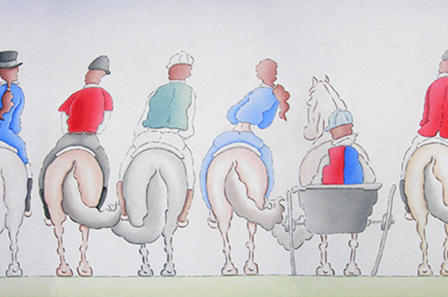 W.E.G./ World Equestrian Games