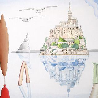 Sognando Mont Saint Michel
