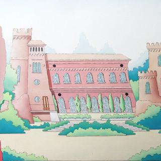 il castello di Redabue