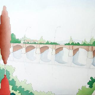 il ponte Cittadella