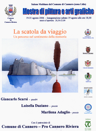 Sala P. Carmine - Cannero Riviera