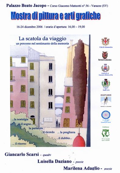 Palazzo Beato Jacopo - Varazze