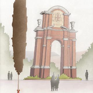 l'arco di Alessandria