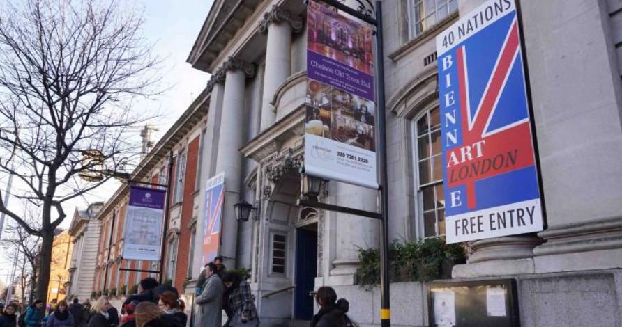 London Art Biennale 2017