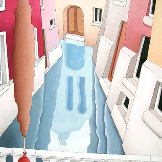 sono a Venezia