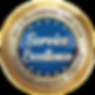 Pasfield Plumbing Industry Award Badge (