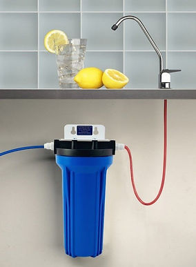 Pasfield Plumbing Water Filter