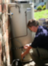 Pasfield Plumbing Hot Water System Service