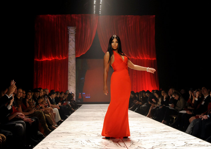 RED DRESS COLLECTION 2013