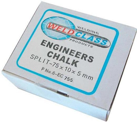 ENGINEERS CHALK 10x10x75MM SQUARE