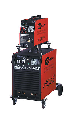WELDMAX 395 MIG WELDER WITH SEP FEEDER