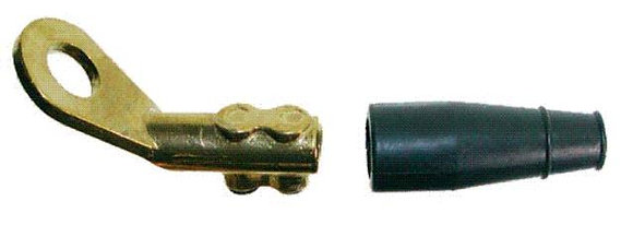CABLE FIELD LUG BRASS 500 AMP