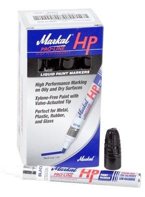 MARKER PAINT PRO-LINE HP BLACK