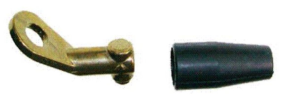 CABLE FIELD LUG BRASS 300 AMP