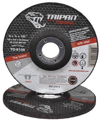 GRIND DISC STEEL HD 125MM