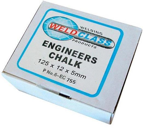 ENGINEERS CHALK 12X5X125MM