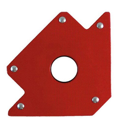 MAGNETIC HOLDER RED ARROW 4in
