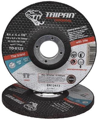 GRIND DISC INOX FAST 115MM