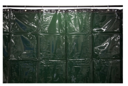 CURTAIN GREEN 1.8X5.5M