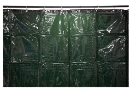 CURTAIN GREEN 1.8X3.4M