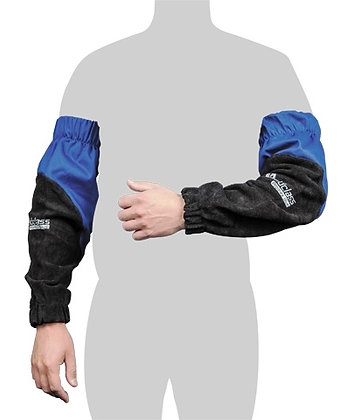 SLEEVES PROMAX BLUE LEATHER/FR