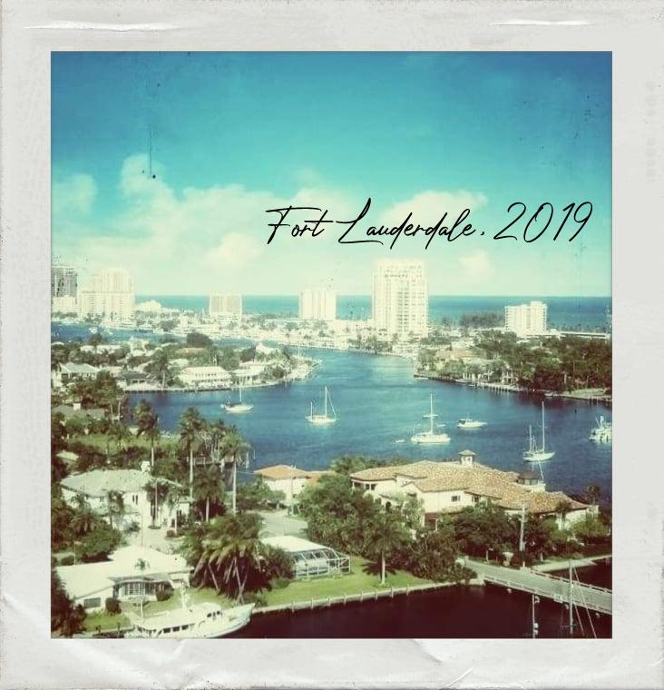 Annual Conference + Seminar November 13-15, 2019 Fort Lauderdale