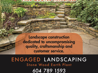 North Shore News Engaged Landscaping