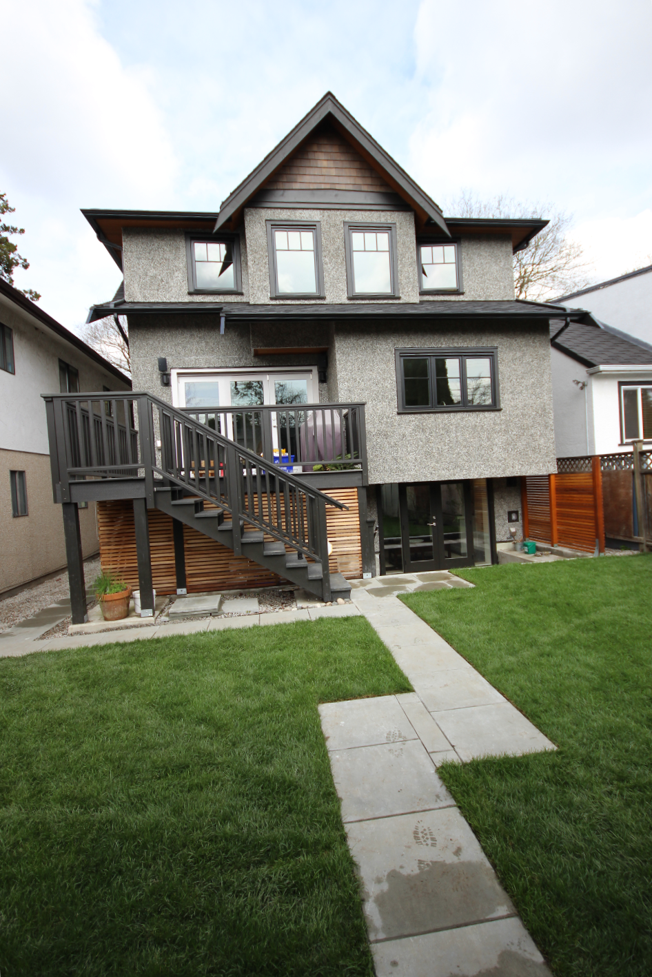Residence in Vancouver