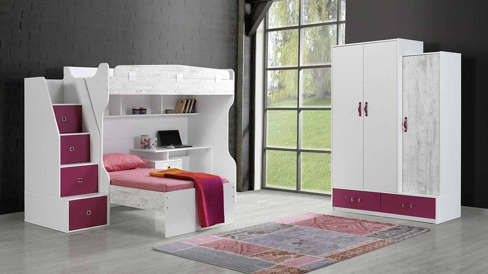 Compact Menekşe Genç Odası