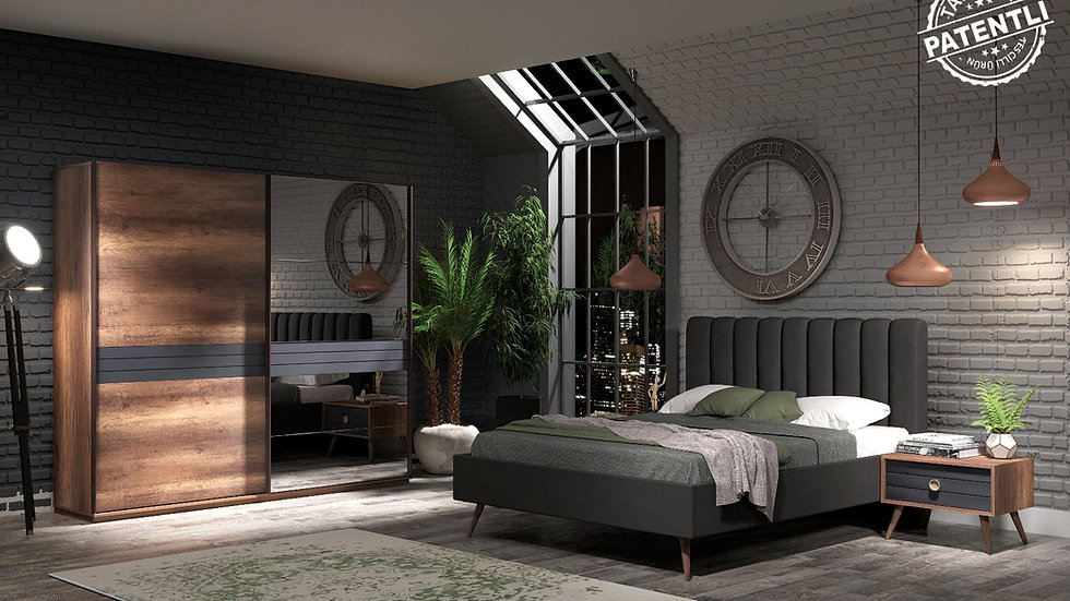 Pergamon Yatak Odası Takımı